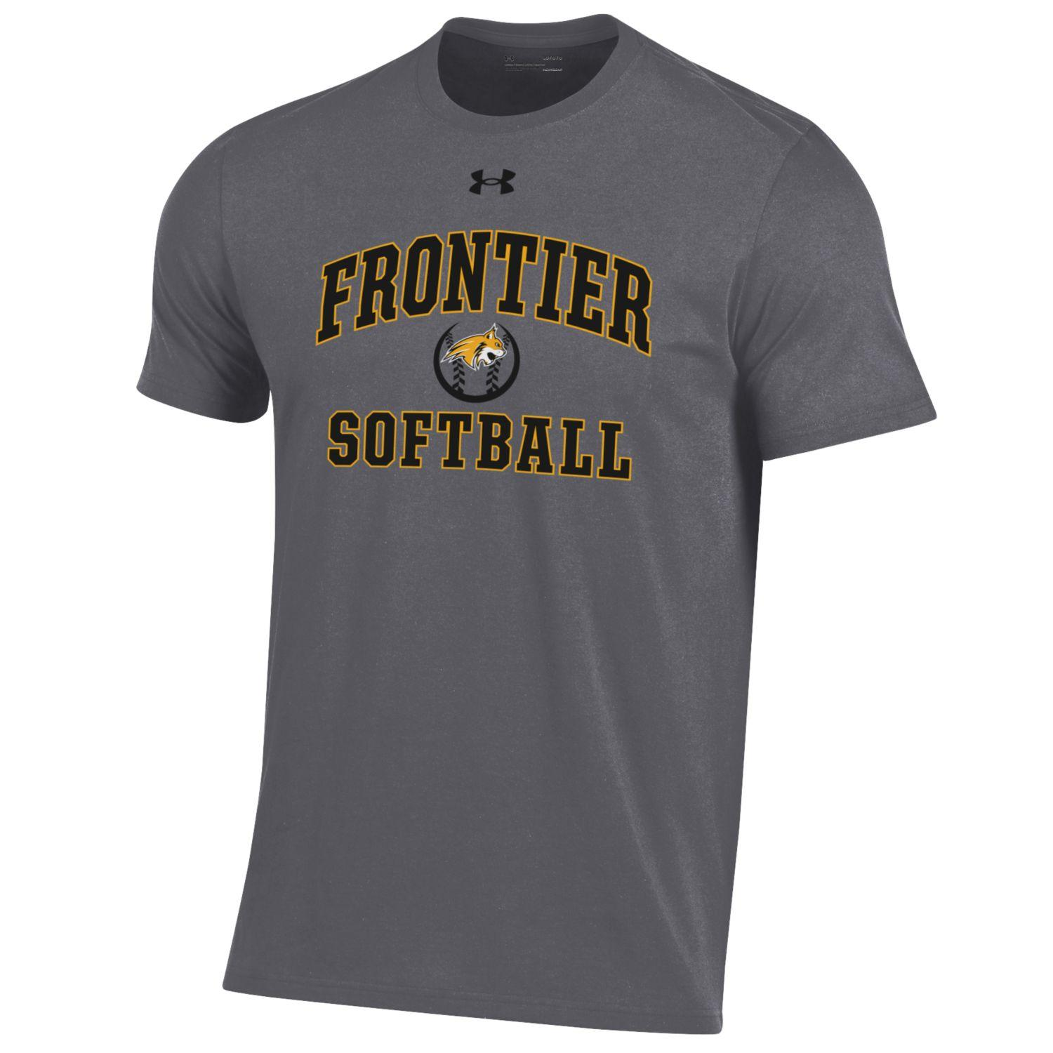 Image For UA FRONTIER SOFTBALL TEE
