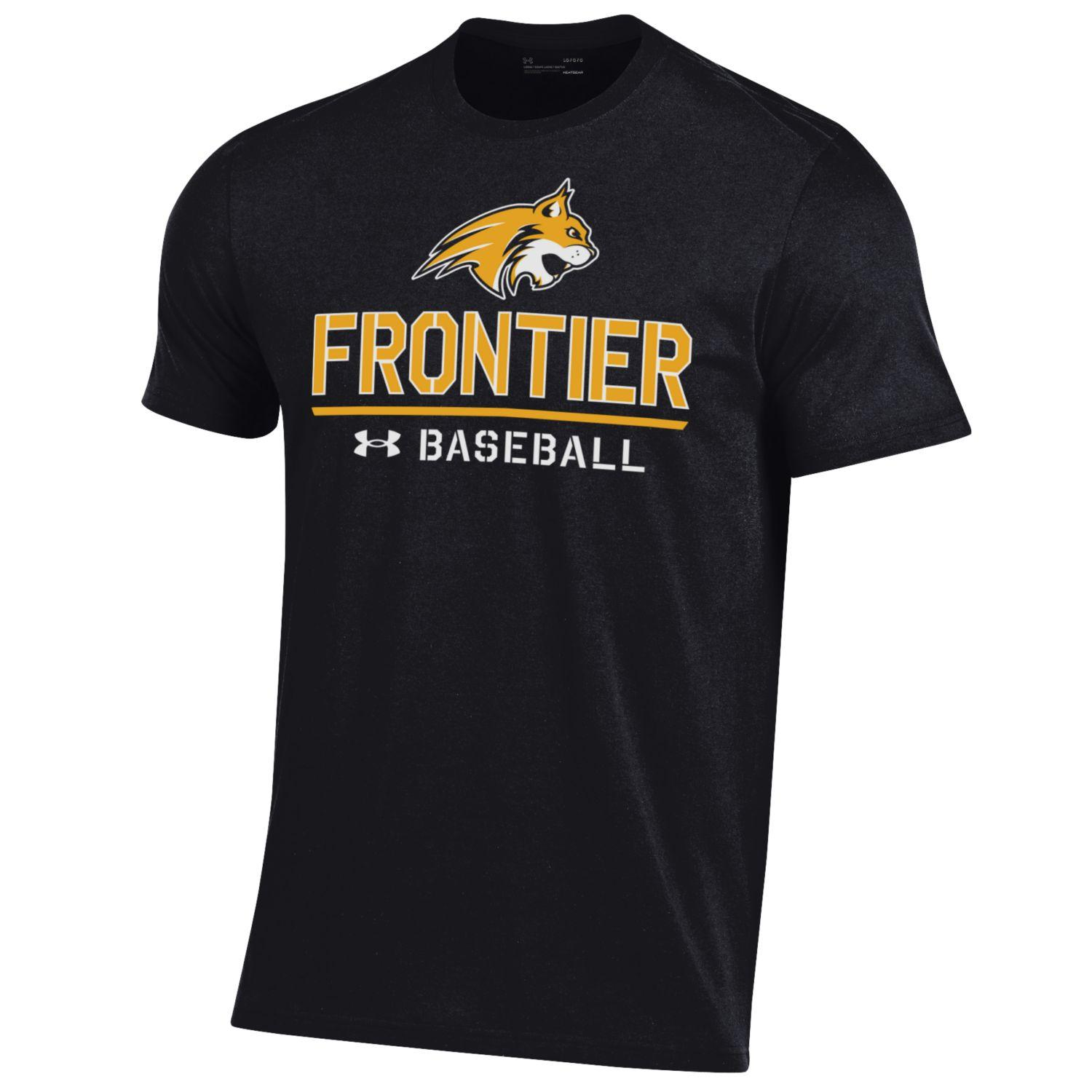 Image For UA FRONTIER BASEBALL TEE