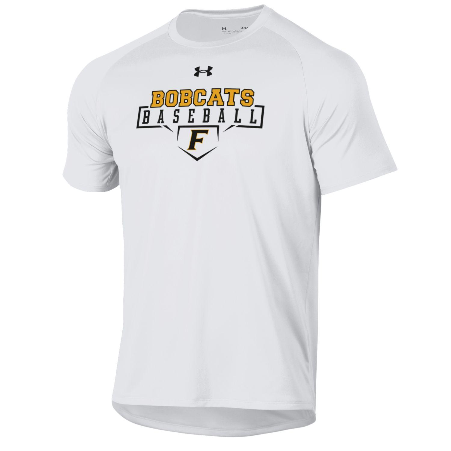 Image For BOBCAT BASEBALL TECH TEE